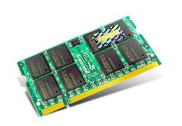 Memoria RAM Transcend TS128MSQ64V5J DDR2, 533MHz, 1GB, Non-ECC, CL4, SO-DIMM