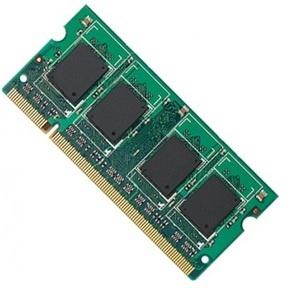 Memoria RAM Transcend TS128MSQ64V6U DDR2, 667MHz, 1GB, CL5, SO-DIMM