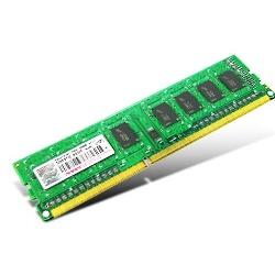 Memoria RAM Transcend DDR3, 1333GHz, 2GB, CL9, Non-ECC