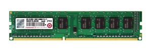 Memoria RAM Transcend TS256MLK64V6N DDR3, 1600MHz, 2GB, Non-ECC, CL11