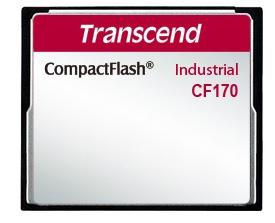 Memoria Flash Transcend CF170, 4GB CompactFlash MLC