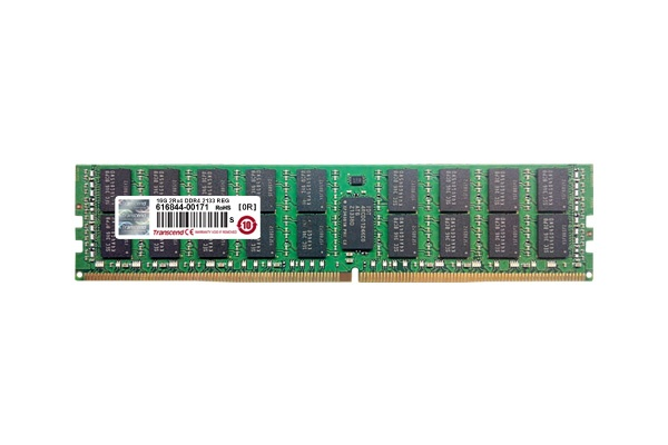 Memoria RAM Transcend TS4GHR72V1C DDR4, 2133MHz, 32GB, CL15