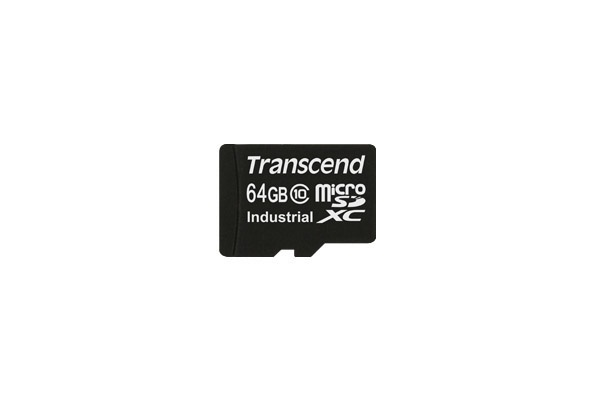 Memoria Flash Transcend SDXC10I, 64GB MicroSDHC MLC Clase 10