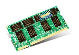 Memoria RAM Transcend TS64MSD64V4J DDR, 400MHz, 512MB, CL3, SO-DIMM