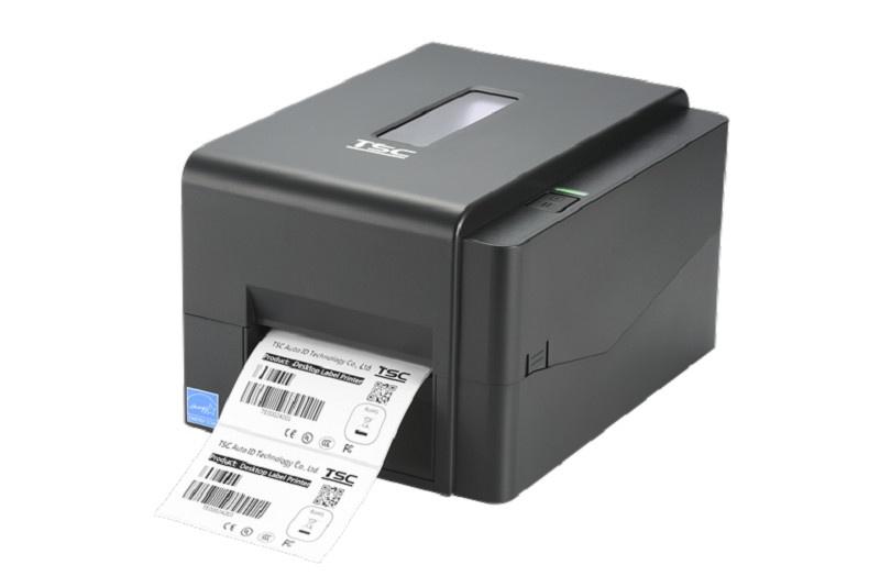 TSC TE210, Impresora de Etiquetas, Transferencia Térmica, 203 x 203DPI, Ethernet, Serial, USB 2.0