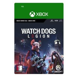 Watch Dogs Legion Standard Edition, Xbox One ― Producto Digital Descargable