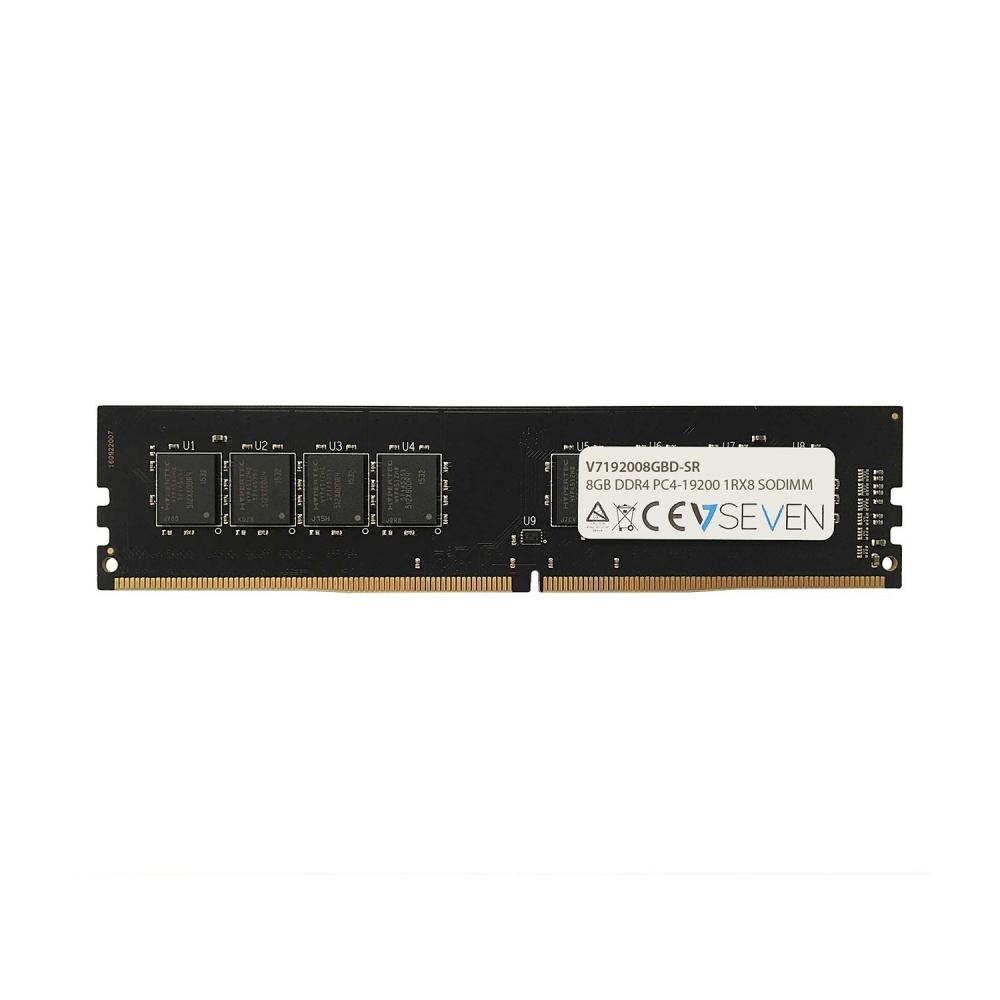 Memoria RAM V7 V7192008GBD-SR DDR4, 2400MHz, 8GB, ECC, CL17