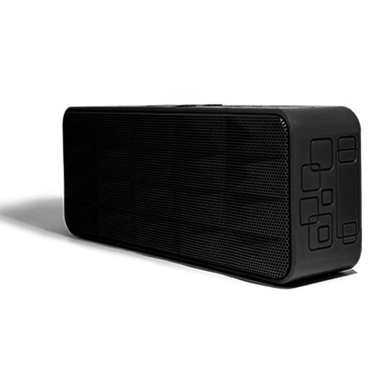 Vorago Bocinas BSP-100-V2, Bluetooth, Inalámbrico, 6W RMS, Negro