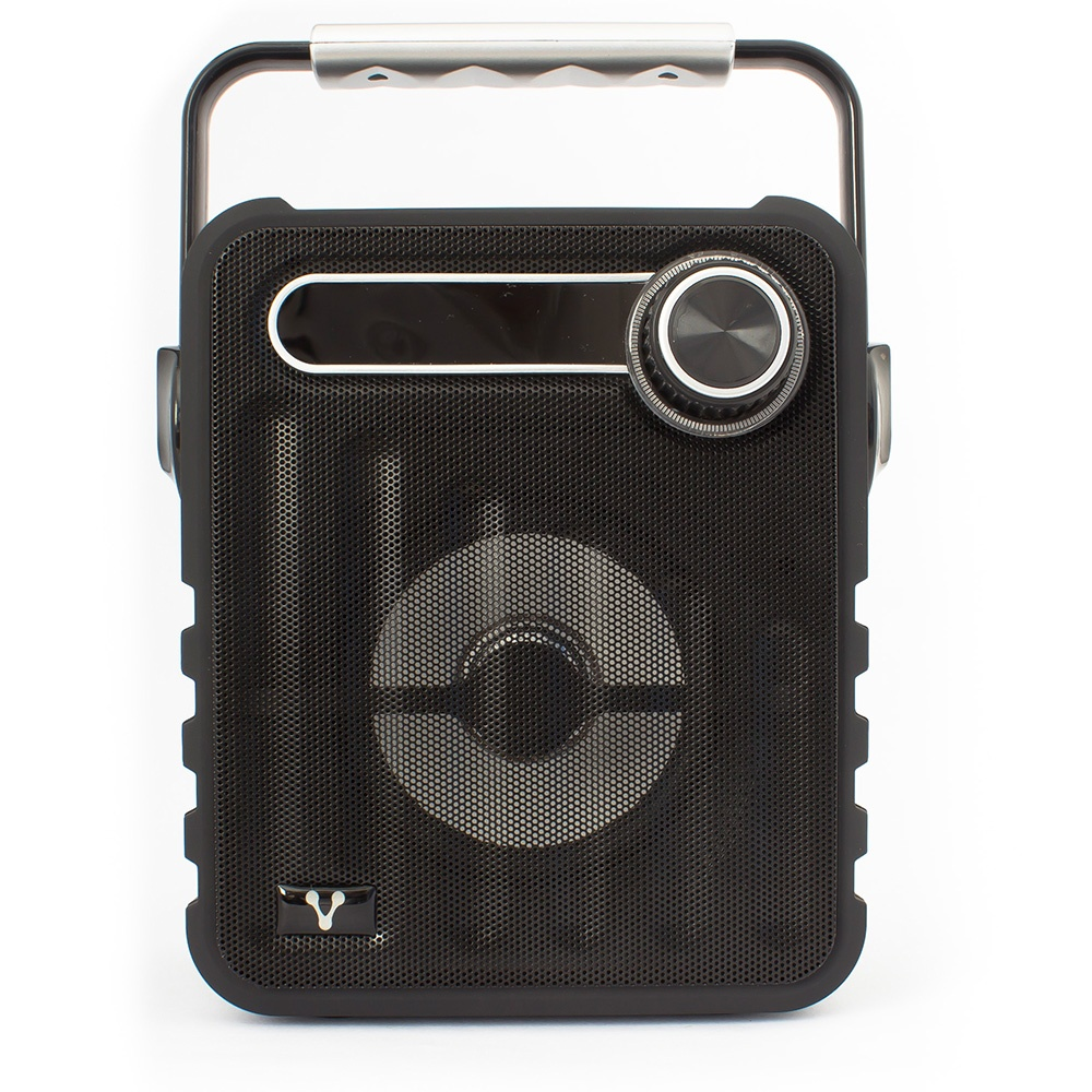 Vorago Bocina Portátil BSP-200, Bluetooth, Inalámbrico, 5W RMS, USB 2.0, Negro
