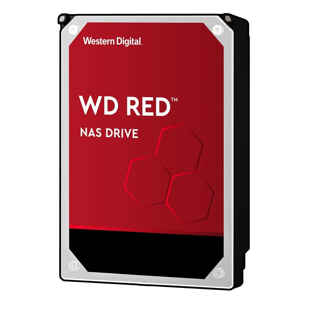 Disco Duro para NAS Western Digital WD Red 3.5'' de 1 a 8 Bahías, 2TB, SATA III, 6 Gbit/s, 5400RPM, 256MB Cache