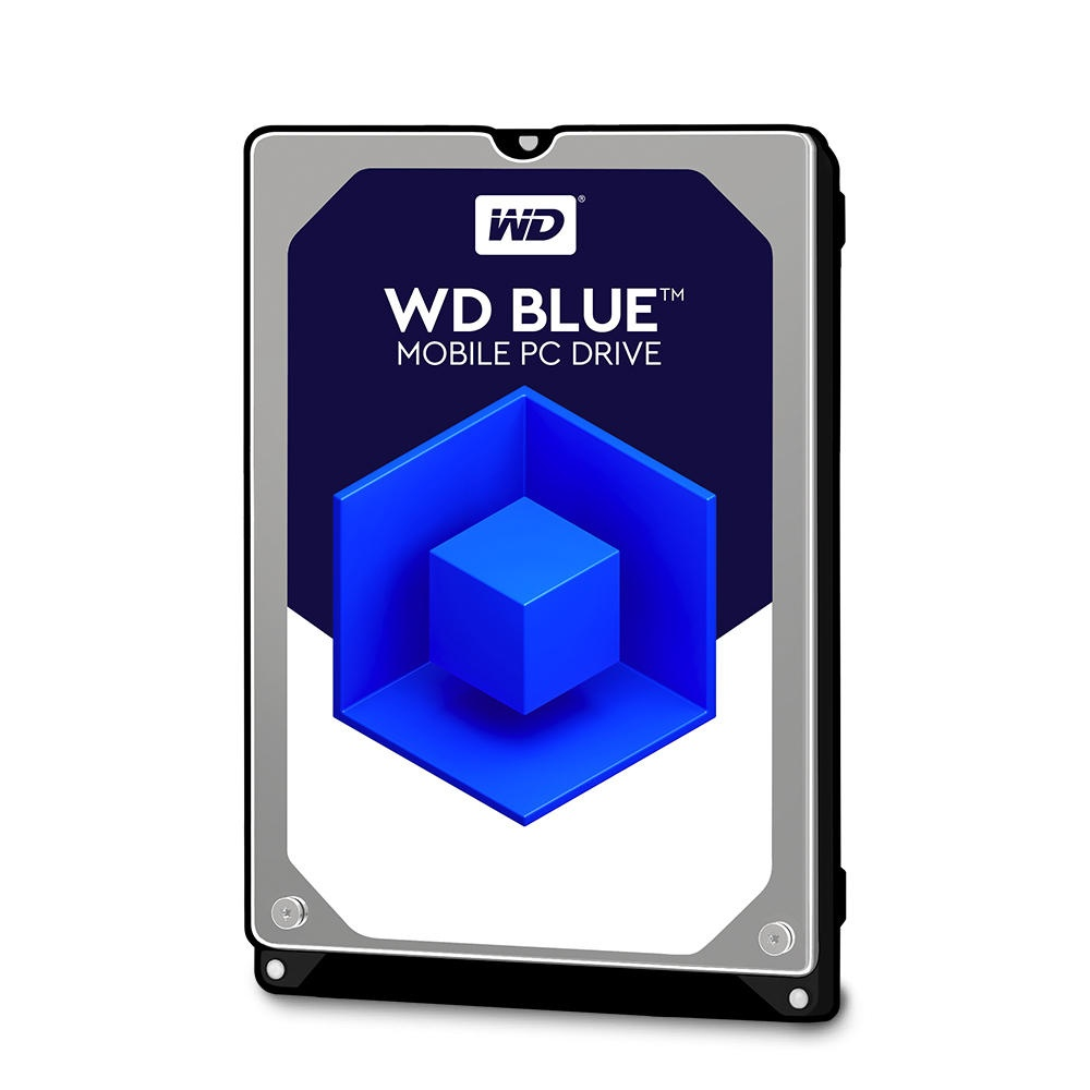 "Disco Duro Interno Western Digital WD Blue 2.5"", 2TB, SATA III, 6 Gbit/s, 5400RPM, 128MB Cache"
