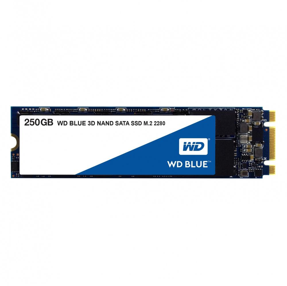 SSD Western Digital WD Blue 3D NAND, 250GB, M.2
