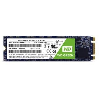 SSD Western Digital WD Green, 480GB, SATA III, M.2