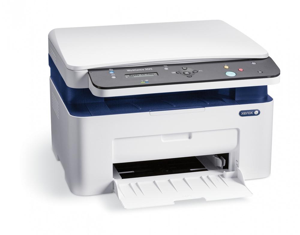 Multifuncional Xerox WorkCentre 3025/BI, Blanco y Negro, Láser, Inalámbrico, Print/Scan/Copy