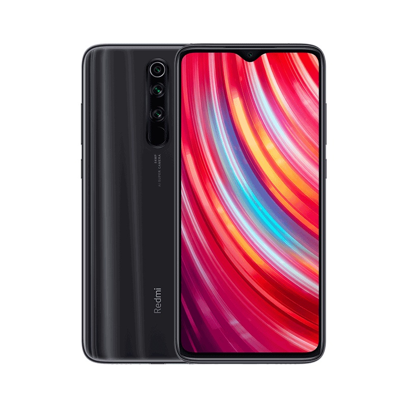 "Smartphone Xiaomi Redmi Note 8 Pro 6.53"" Dual Sim, 2340 x 1080 Pixeles, 128GB, 6GB RAM, 4G, Android 9.0, Negro"