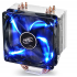 Disipador CPU DeepCool GAMMAXX 400, LED Azul, 120mm, 900 - 1500RPM, Negro  1