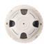 Epcom Micrófono Omnidireccional en Sensor de Humo, Alámbrico, 1000 Ohmios  3
