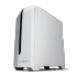 Gabinete Game Factor CSG500 con Ventana LED, Micro-Tower, Micro-ATX/Mini-ITX, USB 2.0/3.0, sin Fuente, Blanco  2