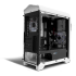 Gabinete Game Factor CSG500 con Ventana LED, Micro-Tower, Micro-ATX/Mini-ITX, USB 2.0/3.0, sin Fuente, Blanco  4