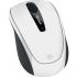 Mouse Microsoft BlueTrack Wireless Mobile 3500, RF Inalámbrico, USB, 1000 DPI, Blanco  1