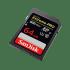Memoria Flash SanDisk Extreme Pro 64GB SDXC UHS-II Clase 10  4