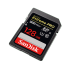 Memoria Flash SanDisk Extreme PRO, 128GB SDXC UHS-II Clase 10  3