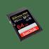 Memoria Flash SanDisk Extreme PRO, 64GB SDXC Clase 10  2