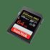 Memoria Flash SanDisk Extreme PRO, 64GB SDXC Clase 10  3