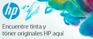 Buscador de consumibles HP