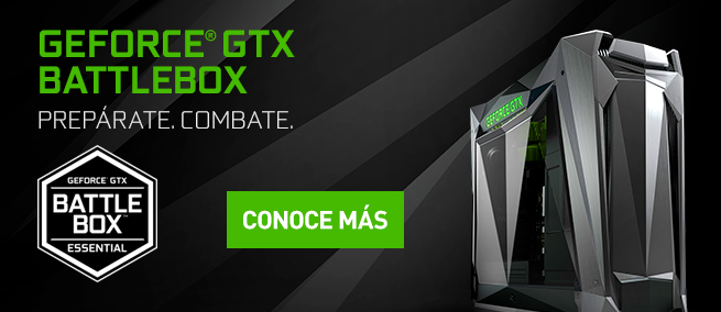 Battlebox en Cyberpuerta