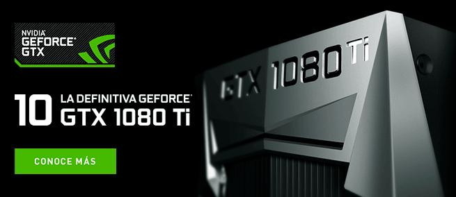 Nueva GTX 1070 ya disponible en Cyberpuerta
