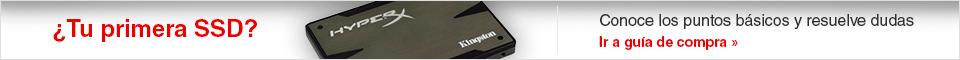 Guía de compra de SSD's