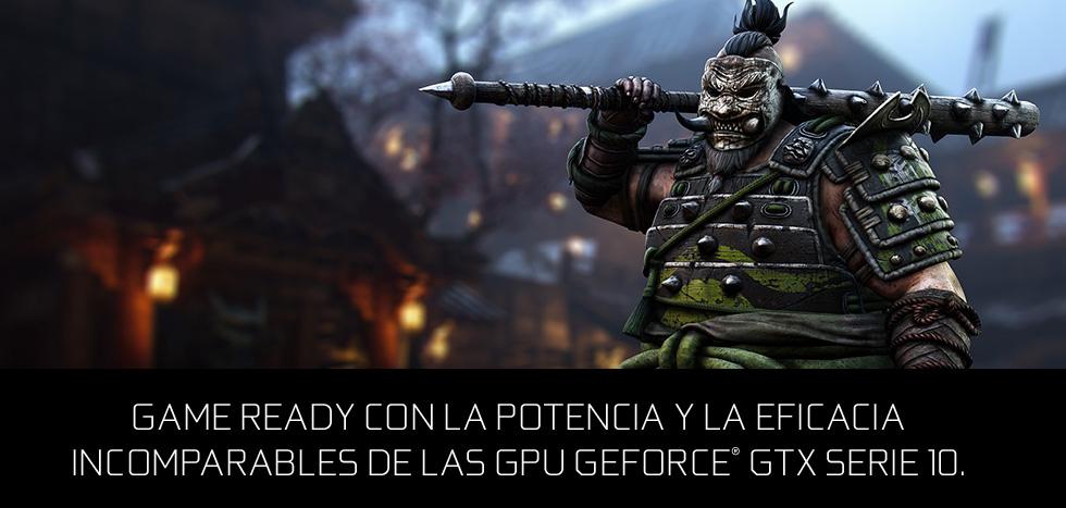 nvidia game ready cyberpuerta preparate para la batalla