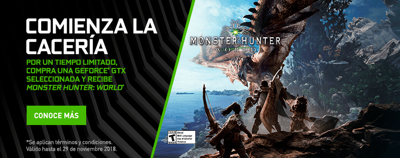 NVIDIA Monster Hunter