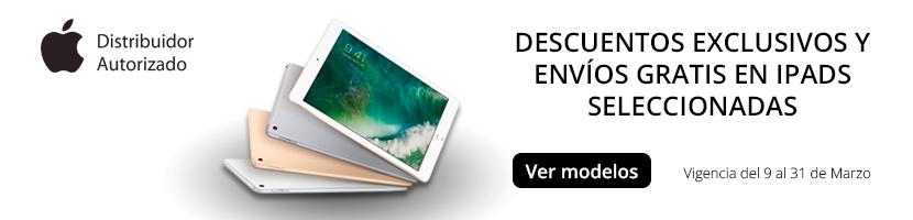 Promo iPad