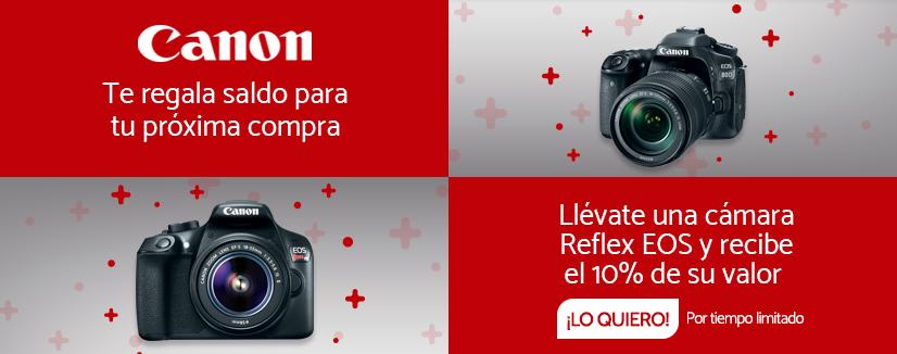 Promo Canon