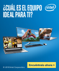 PC de escritorio con procesador Intel