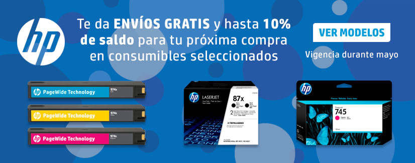 HP Consumibles